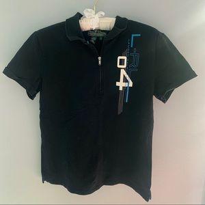 Ralph Lauren Active Zip Up Shirt